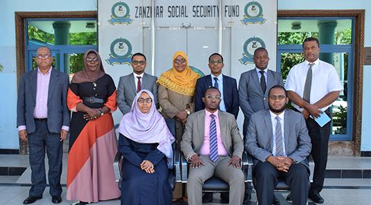 ZSSF Board Members
